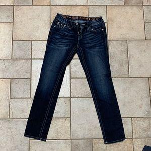 Rock Revival Jessica Easy Skinny Jeans